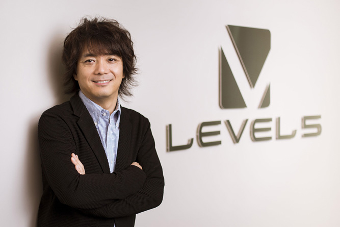 株式会社レベルファイブ代表取締役社長/CEO日野 晃博氏